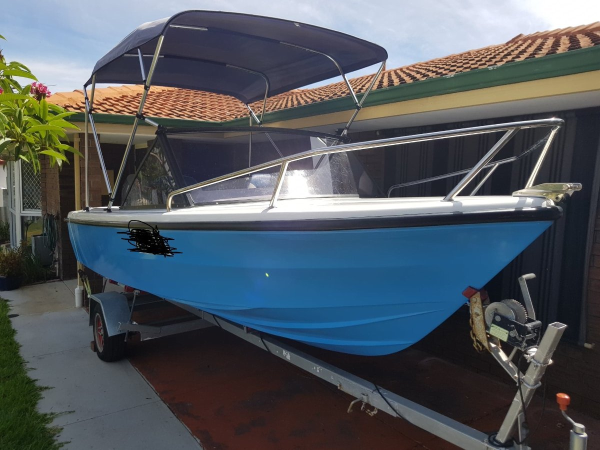 Custom: Trailer Boats | Boats Online for Sale | Fibreglass