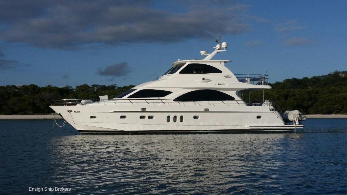 New Ocean Yachts 74