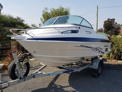 Haines Hunter 495 Breeze. Absolutely as new.