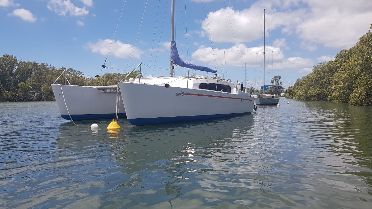 Crowther Catamaran Custom