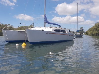 Crowther Catamaran Custom