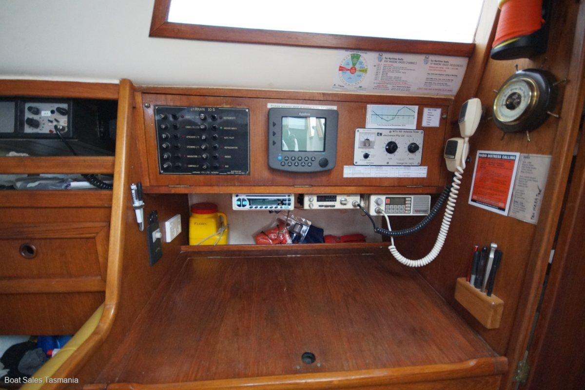 "Jarkan 10.5 Centre Cockpit ""Swivel"""