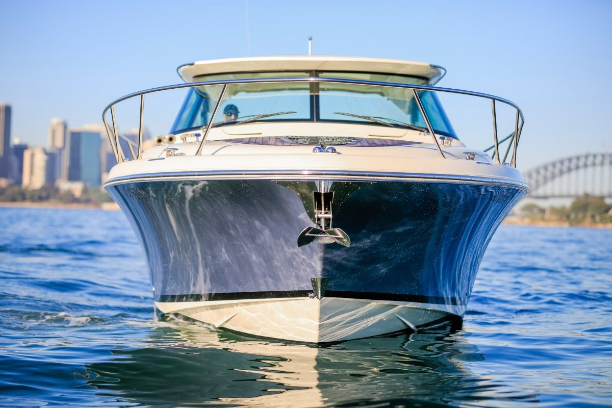 Chris Craft Corsair 36 Power Boats Boats Online For