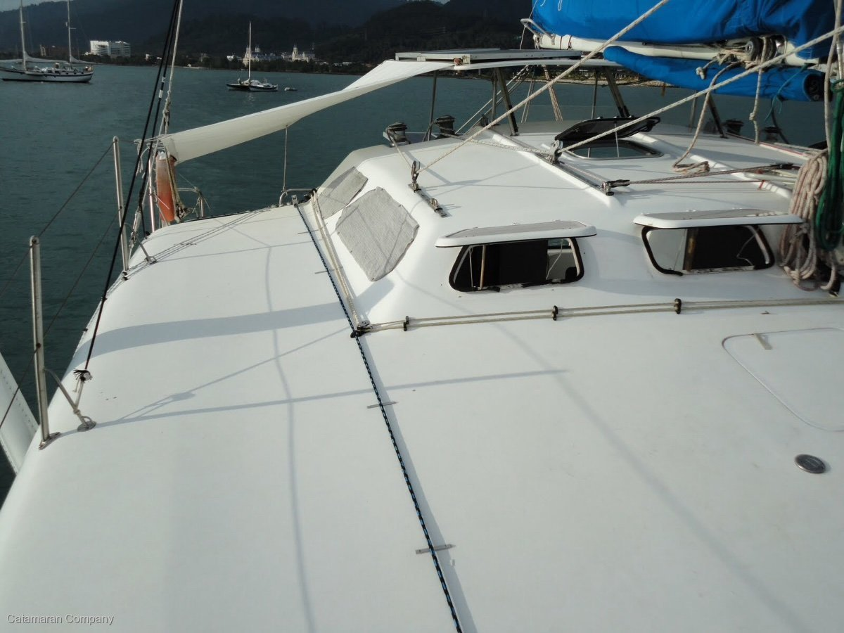 Crowther Windspeed 41 Performance Cruising Catamaran