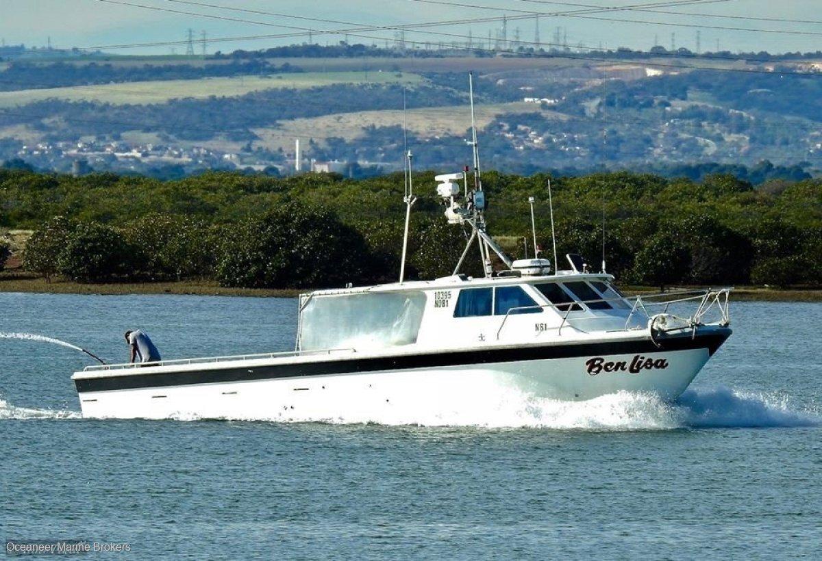 Westcoaster Fishing Vessel