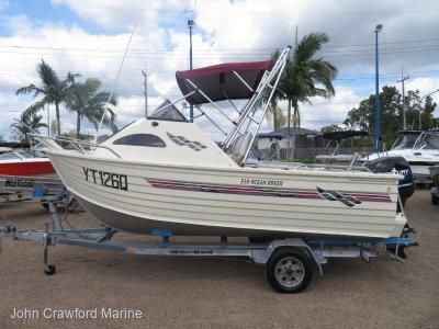 Bermuda 510 Ocean Rover Ally Craft