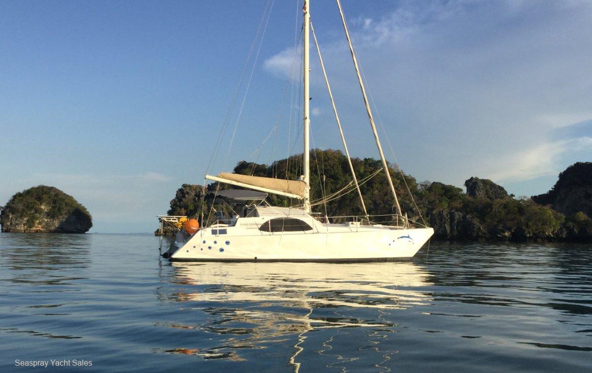Kelsall Catamaran For Sale In Langkawi, Malaysia: Sailing Catamaran