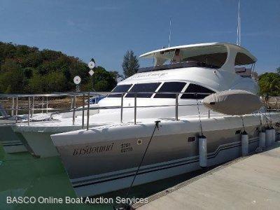 2012 Custom Catamaran for Sale