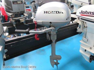 Honda 2.3hp 4 Stroke