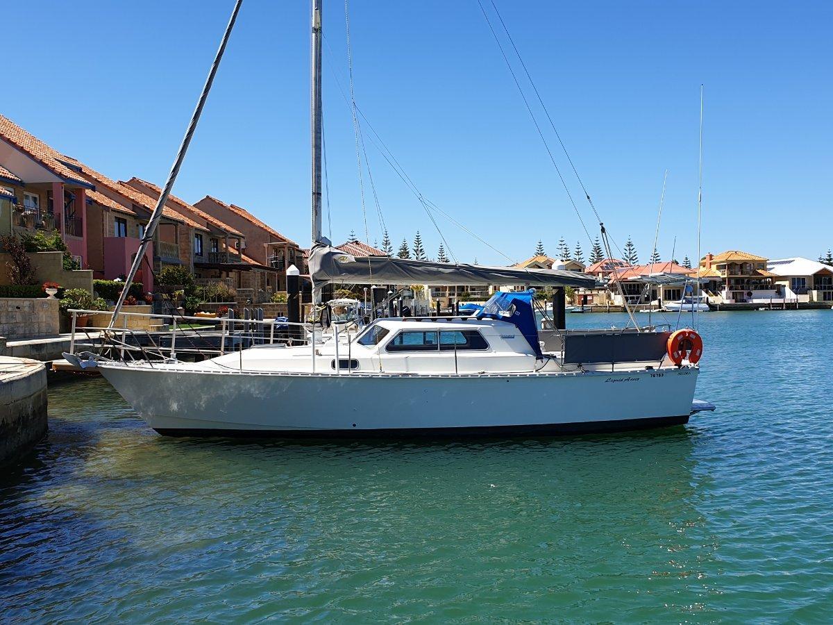 Randall 33 Motorsailer Randell 33 Motor Sailor