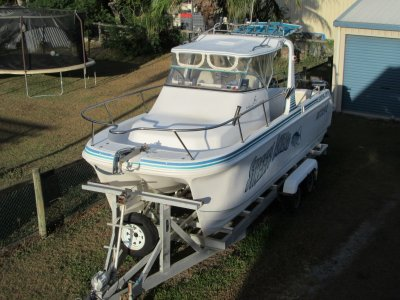 Coastal Cat Ocean Runner 7000