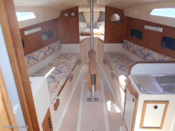 Northshore 27 Recent survey low hour yanmar diesel tidy yacht