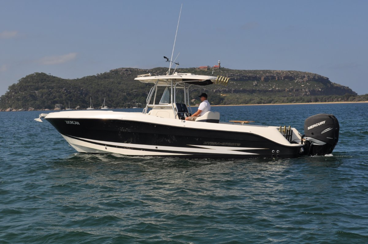 Hydra Sports 2900CC OWNER HAS UPGRADED - MUST BE SOLD!