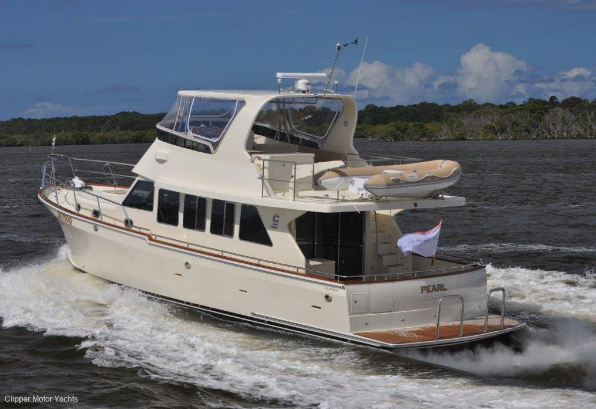 Clipper Cordova 52 2011 Beautiful coastal cruiser