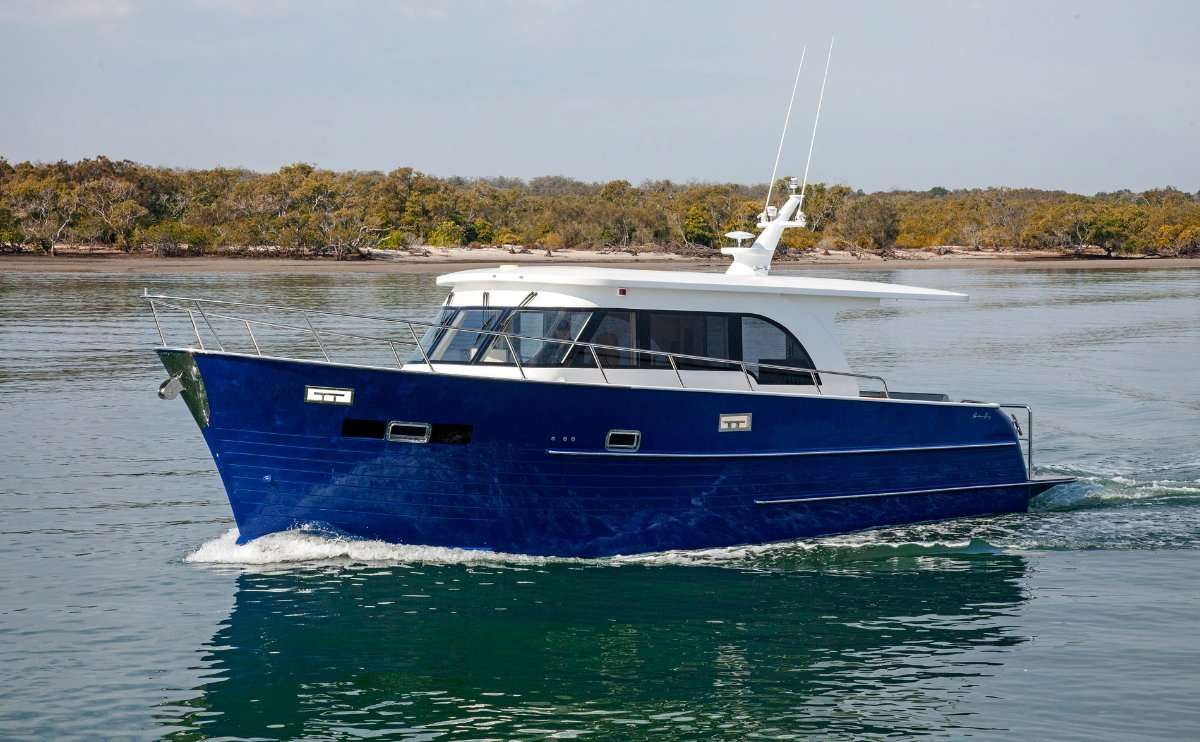 Clipper Hudson Bay 390: Power Boats | Boats Online for Sale