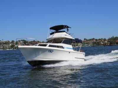 Mariner 28 Flybridge- Click for more info...