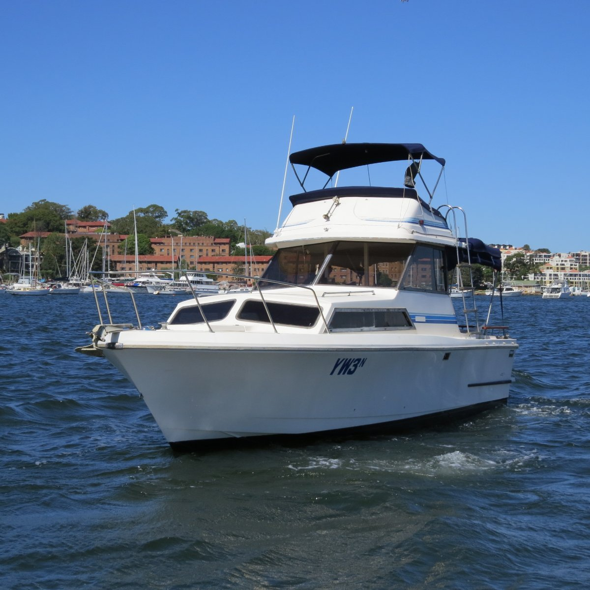Mariner 28 Flybridge