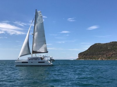 Leopard Catamarans 40- Click for more info...