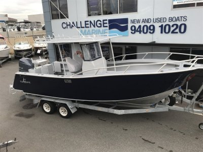 Chivers Bronze Whaler 8 M C/Console - Under offer
