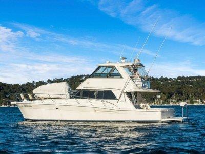 Riviera 48 Enclosed Flybridge Lowest Hours - Huge Opportunity