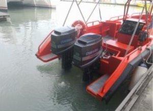 NEW BUILD - Centurion 24 Aluminium Workboat