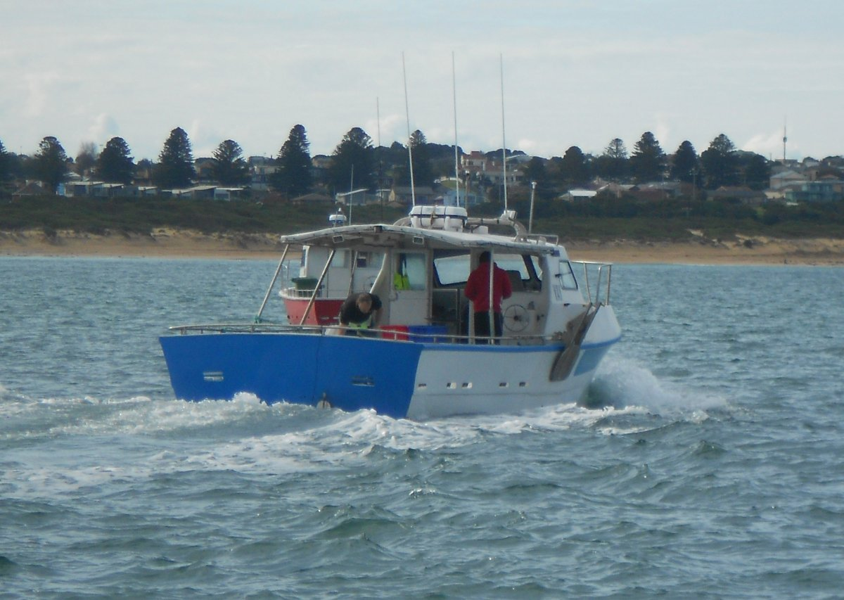 LOBSTER DAY BOAT