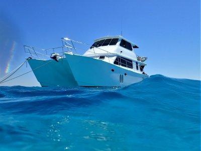 Coral Coast Power Catamaran Coral Coast 15m