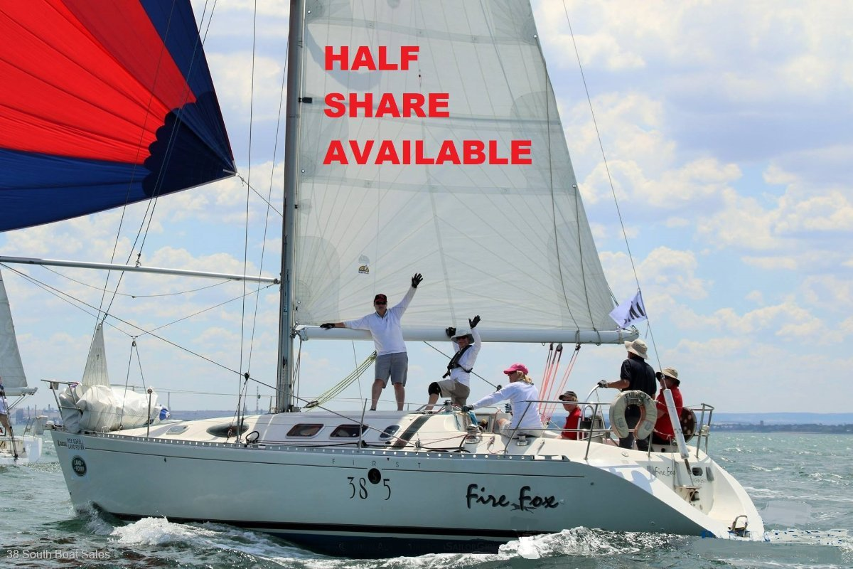 Beneteau First 38S5 HALF SHARE