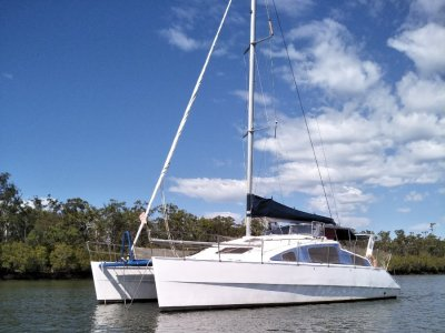 Simpson 10 Sailing Catamaran