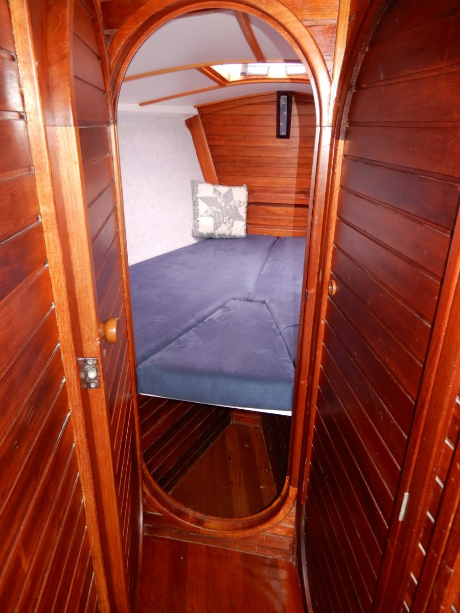 Adams 40 TREWARTHA BUILT Excellent condition NOW REDUCED