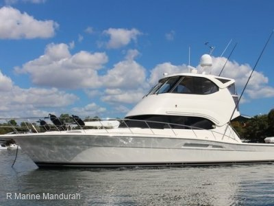 Riviera 47 Enclosed Flybridge ***THE RAREST OF MODELS THE G3***$855000***