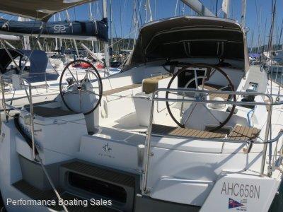 Jeanneau Sun Odyssey 44DS 1/3rd share