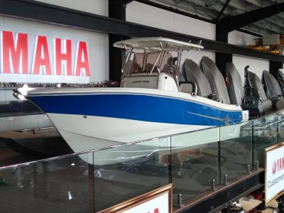 Oceania 22cc Price is for HULL ONLY