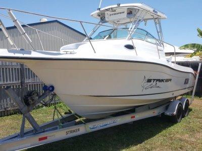 Seaswirl Striper 2301 Wa 2003 seaswirl striper 2301