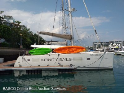Lagoon 400 for Sale by Online Boat Auction