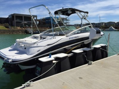 Four Winns Horizon 260 Bowrider