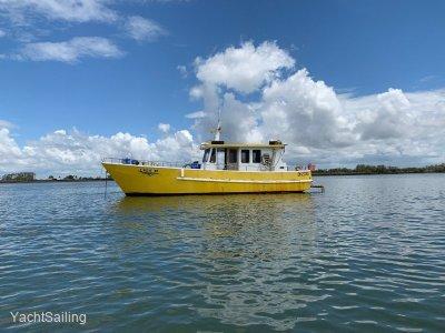 John Pugh Live Aboard Roomy ex fishing boat