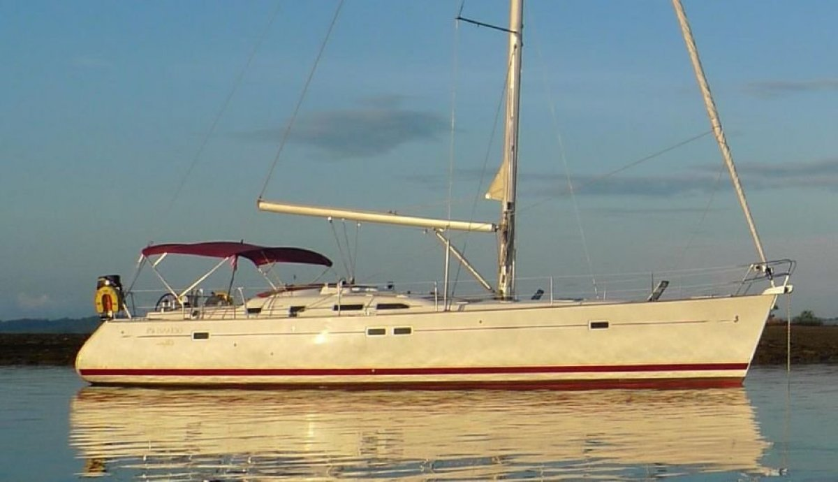 Beneteau 473:Photo for Illustration purposes only