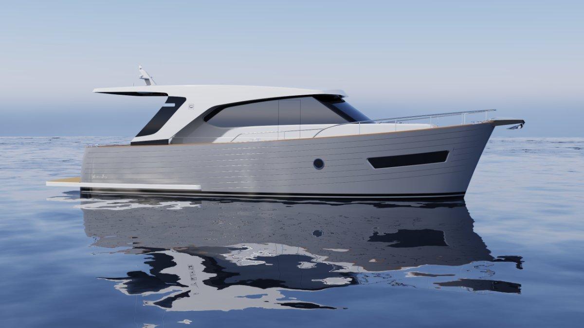 Clipper Hudson Bay 390