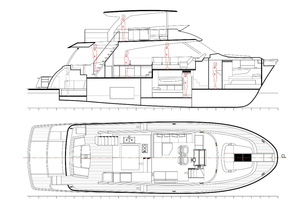 Clipper Hudson Bay 540S