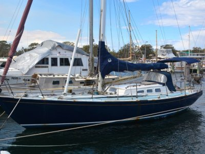 Custom Steel Yacht 33'