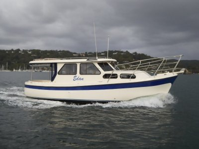 Cuddles 30 Sedan- Click for more info...