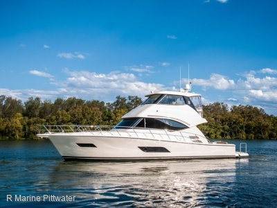 Riviera 52 Enclosed Flybridge YOURS TO OWN NOW