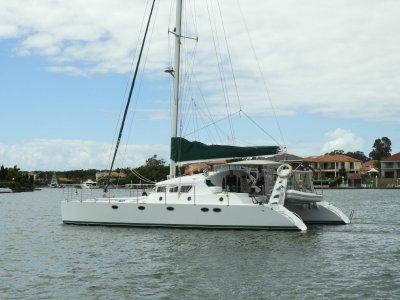 Kelsall 44 Performance Cruising Catamaran
