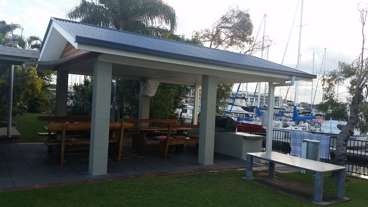 15 metre marina berth H4 at Kawana Waters Marina