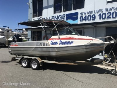 Stabicraft 2050 Fisher 2018 150hp 4 stroke