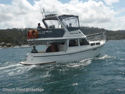 Resort 35 XL IN AMSA SURVEY-IN CHARTER