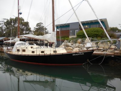 Traditional Wittholz Departure 35' Cruising Ketch SUPERB