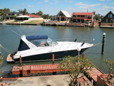 Riviera M370 Sports Cruiser **OPPORTUNITY KNOCKING - LOW LOW HOURS**$135000**