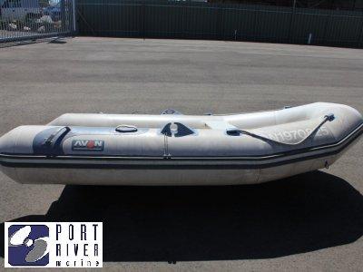 Avon 310 RIB PVC | Port River Marine Services
